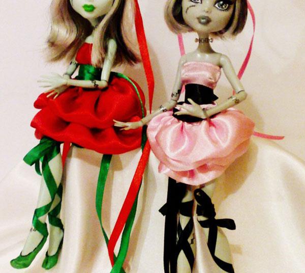 Шьем куклу с колготок