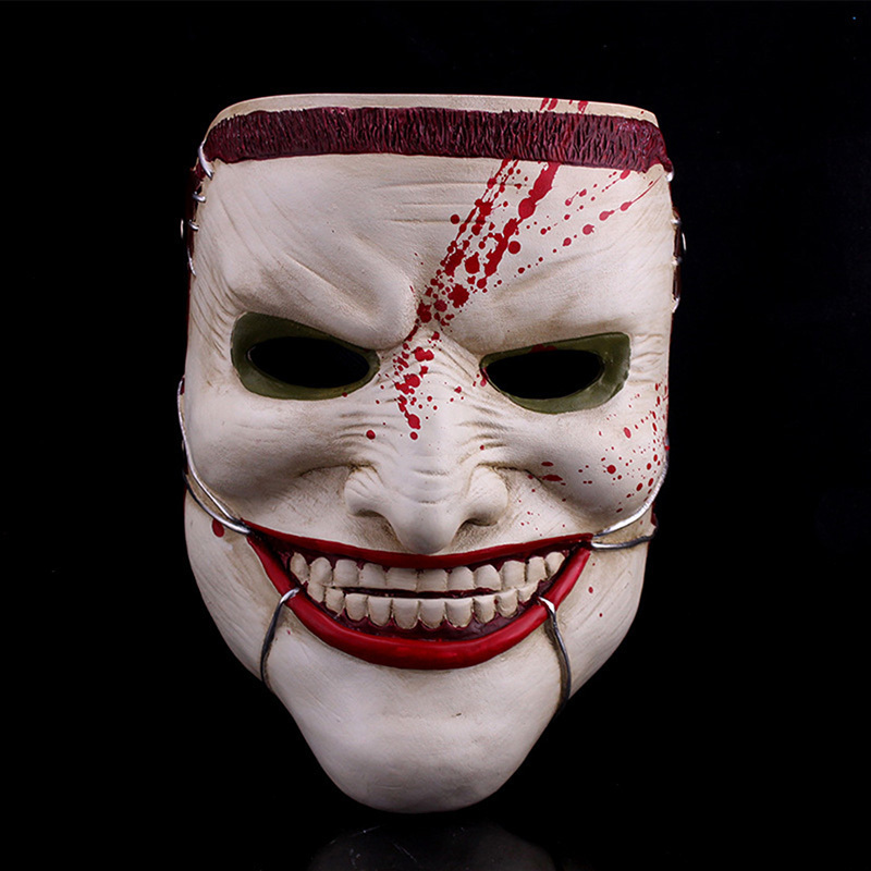 Страшная маска своими руками фото 935